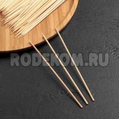 Набор шампуров 23см. 85-90шт (118923)