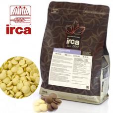 Шоколад IRCA - белый, 32%, 500гр.