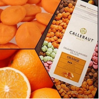 Шоколад BARRY CALLEBAUT - со вкусом апельсина, 250 гр