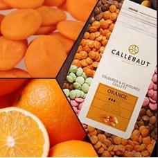 Шоколад BARRY CALLEBAUT - со вкусом апельсина, 2,5кг.