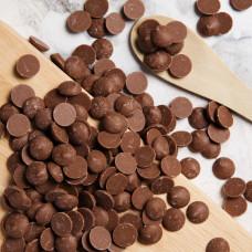 Шоколад 100гр. диски карамельный 38% К-1Д