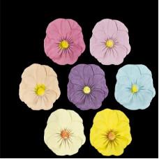 """Сахарные цветочки  - """"Анютины глазки"""" (53903)"""