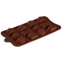 Силиконовая форма для конфет - Чаепитие (1166893)