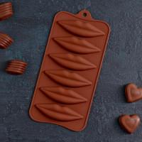 Силиконовая форма для конфет - Губки (3624967)