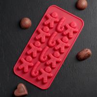 Силиконовая форма для конфет - Карамельное чудо (3628353)
