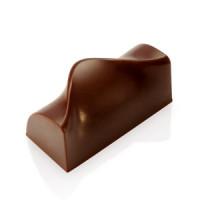 Форма для конфет - Пралине Волна (PC07)