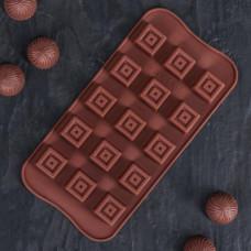 Силиконовая форма для конфет - Конфетка (811906)