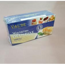 """Желатин """"Walde-Gelatin""""1кг. листовой"""