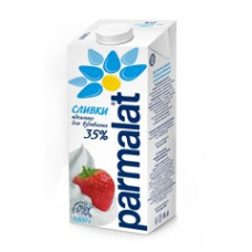 "Сливки для взбивания  ""Parmalat"", 35%, 1л."