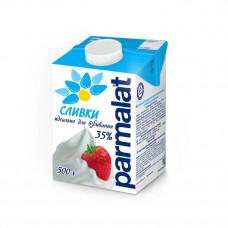 "Сливки для взбивания  ""Parmalat"", 35%, 0.5л."