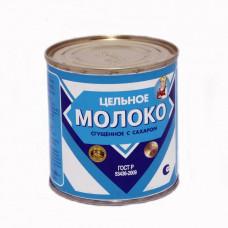 Молоко сгущеное ГОСТ 380гр. Саранская