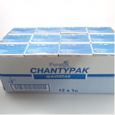 Крем сливки на растительных маслах Шантипак 26% 1л. (набор 12шт)