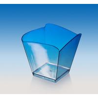 Пластиковый стаканчик - Волна, 95мл. 25шт. (5029)