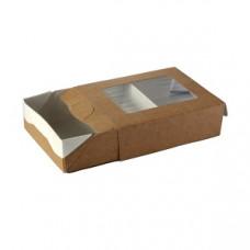 Упаковка ECO CASE 1000 с окном, 200х120х40мм