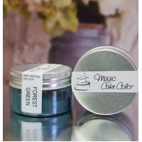 Краситель «Magic Cake Color» 10 гр  FOREST GREEN