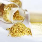 Краситель пищевое золото