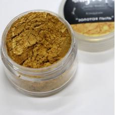 """Краситель сухой """"Золотая пыль"""" (кандурин) (152114)"""