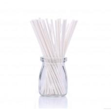 Палочки для кейк-попс  белые, 50шт