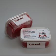 """Сахарная мастика для торта """"РэМ""""- Красная, 250 гр."""