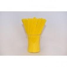 Палочки для кейк-попс  желтые, 50шт