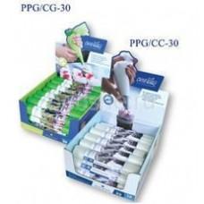 Одноразовые мешки, 10шт. 30см.  (PPG/CC-30 COMFORT CLEAR)