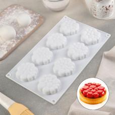 Форма для муссовых десертов и выпечки  «Молекула» (4607200)