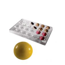 Форма для  конфет - ,Полусфера (MA5000)