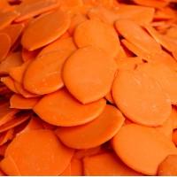 """Кондитерская глазурь жировая, оранжевая - """"Апельсиновая"""", 500гр"""