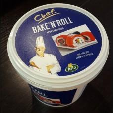 """Сыр сливочный Arla """"Chef Bake n Roll"""" 1,5кг"""