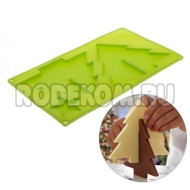 Форма для выпечки HappyFlex - Ель (HF 01272)