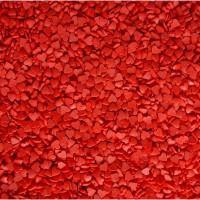 Посыпка кондитерская - Сердечки красные мини, 50гр. (50/tp16069)