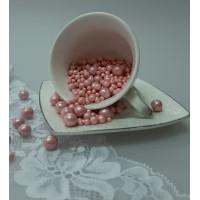 """Сахарные бусинки - """"Розовые Микс"""", 50гр. (50/3/5/10)"""