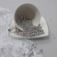 "Сахарные бусинки - ""Серебро Микс"", 50гр. (50/154103)"