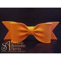 Бантик из мастики - Оранжевый (11160*Q/p)