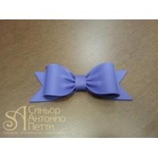 Бантик из мастики - Фиолетовый (11160*V/p)
