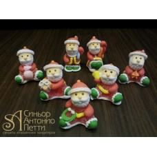 Сахарная фигурка - Дед Мороз (14010/p)