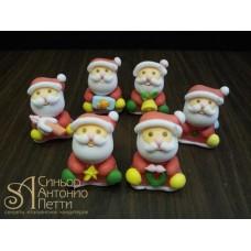 Сахарная фигурка - Дед Мороз (14332/p)