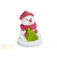 Сахарная фигурка - Снеговик (14005*R/p)