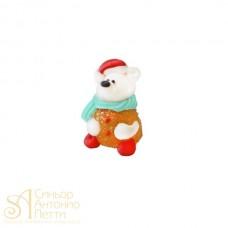 Сахарная фигурка - Медведь (14027*R/p)