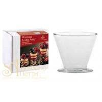 Пластиковый стаканчик - Конус, 90мл. 30шт. (PMOCO 0013000)