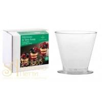 Пластиковый стаканчик - Конус, 150мл. 20шт. (PMOCO 0032000)