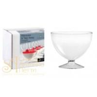 Пластиковый стаканчик - Полусфера, 215мл. 25шт. (PMOCO 0042500)