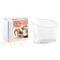 Пластиковый стаканчик - Греческий, 190мл. 20шт. (PMOCO 0102000)