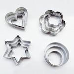 Металлические формы для выпечки