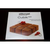 """Форма силиконовая Silikomart - """"Кубик"""" (CUBIC)"""