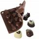Силиконовые формы для конфет