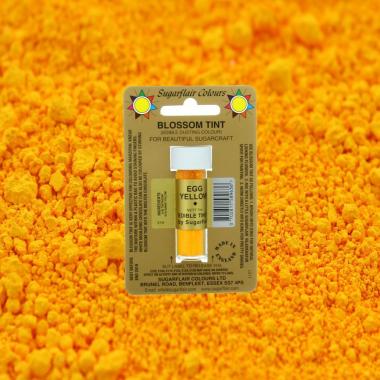 Цветочная пыльца Sugarflair - Желток, 7мл. (5397)