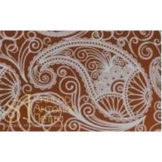Переводные листы для шоколада, 30*40см. - Воcточный орнамент, 12шт. (81783*R)