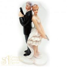 Свадебная фигурка - Свадебная пара (28104)