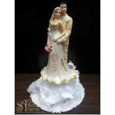 Свадебная фигурка - Свадебная пара (28309rN/p)